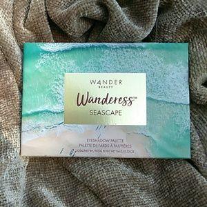 Wander Beauty Wanderess Seascape